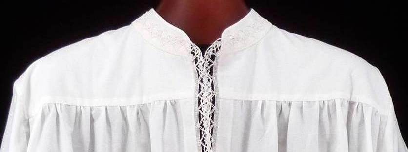 Detalle cuello Hircano