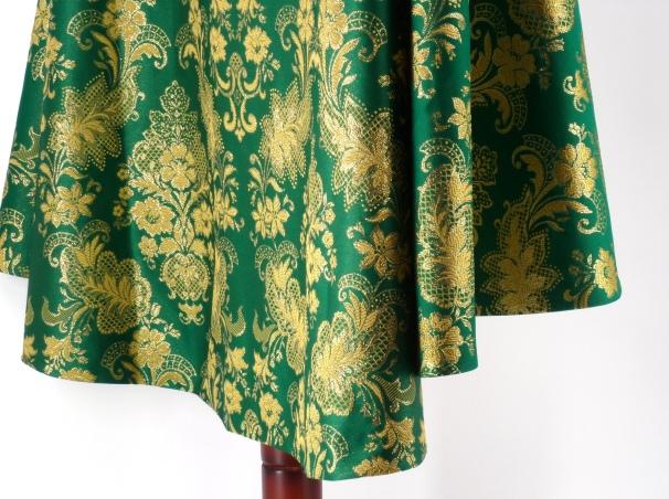 Capa pluvial verde